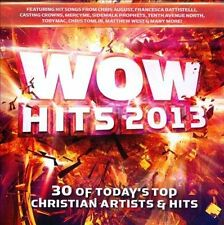 WOW Hits 2013: 30 of Today's Top Christian Artists & Hits by Various Artists (C…