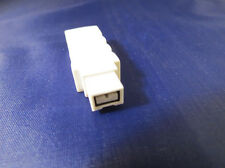 FireWire 800 to 400 adapter 9-6 IEE1394a 1394b adapter convertor - white #101878