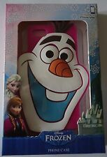 DISNEY ' FROZEN ' OLAF PHONE CASE FOR I-PHONE 5 / 5S.