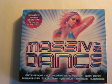 Massive Dance (2005) 2CD+DVD 54 trks ft PCD,Girls Aloud,Rihanna,Black Eyed Peas