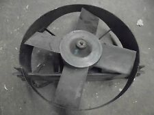 JAGUAR XJ6 XJS AUXILLARY FAN MOTOR ASSEMBLY WITH BLADE AND HOUSING
