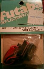 Futaba SWH-11 J Mini switch harness with regulator