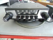 Vintage EKCO model CR 916/917 car radio with power supply, NOS, full working
