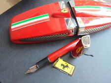 FERRARI F1 PENNA STILOGRAFICA ROSSA CON SCUDETTO LACCATO Fountain Pen Laque+Box