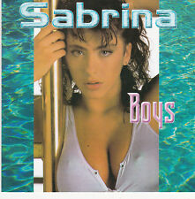 CD 11T SABRINA SALERNO BOYS DE 2001 PUZZLE PRODUCTIONS