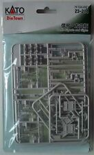 Kato 23-214 Traffic Signals and Road Signs (N scale)