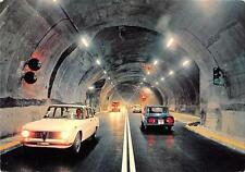 CPSM ITALIE COURMAYEUR ENTREVES TUNNEL