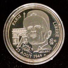 Médaille Seconde Guerre Mondiale 39-45 - Paris Libéré - Croix de Lorraine