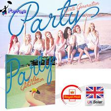 New GIRLS' GENERATION SNSD PARTY Single Album K-POP