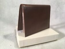 St. Thomas Brown Cowhide Wallet (2 Card Slots & Picture Holder)