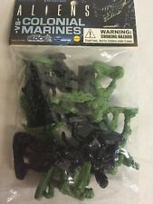Aliens vs Colonial Marines Army Men - Sci-Fi Block Exclusive
