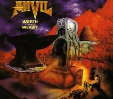 Anvil Worth The Weight CD NEW SEALED 2012 Digitally Remastered Metal