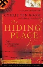 The Hiding Place by Elizabeth Sherrill, John Sherrill and Corrie ten Boom...
