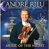 André Rieu - Music of the Night (+DVD, 2013)