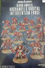 Warhammer 40K BLOOD ANGELS ARCHANGELS ORBITAL INTERVENTION FORCE, 15 Terminators