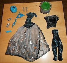 MONSTER HIGH - GHOULS RULE - FRANKIE STEIN - CLOTHES & ACCESSORIES