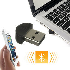 1× Mini USB 2.0 Bluetooth Adapter Stick Dongle Für Windows7,8 VISTA u.v.m.