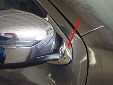 CHROME PILLAR WING MIRROR FOR NISSAN NAVARA NP300 2014 SET OF 2