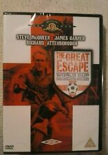 The Great Escape (DVD, World cup collector's edition) Brand new still sealed.