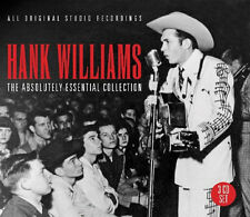 Hank Williams ABSOLUTELY ESSENTIAL COLLECTION Best Of 60 Songs NEW SEALED 3 CD