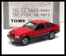 TOMICA LIMITED TOYOTA COROLLA LEVIN AE86 1/61 NEW RED