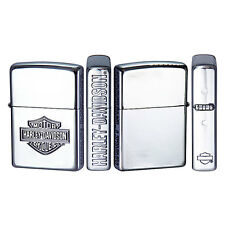 Zippo Harley Davidson Japan Limited HDP-41 Best Buy Motorcycles F/S Oil Lighter