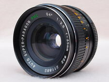 35mm F2.8 M42 LENS CAN FIT PENTAX, CANON EOS, EF, DIGITAL - EXCELLENT ITEM!