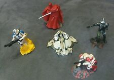 Hasbro, LFL STARWARS MINI FIGURINES 2005-2008