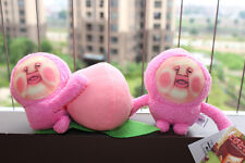 2pcs Cute Kobito Dukan Cobit Zukan Kakure Momojiri Plush Figure Doll Toy New  4""