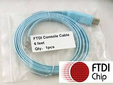 FTDI USB to RJ45 fit for Cisco Console Cable Windows 8/7/Vista/MAC/Linux RS232
