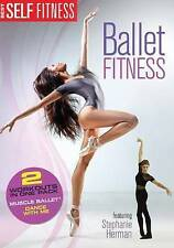 Ballet Fitness: Muscle Ballet/Dance with Me (DVD, 2014)