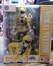 Bandai S.H.Figuarts Gokai - YELLOW - Gokaiger Power Rangers Super Megaforce