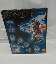 New in Box Lego Bionicle MAKUTA #8593  Rare HTF  Legos Toys