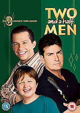 Two And A Half Men - Series 3 (DVD, 2008, Box Set)