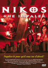 NIKOS THE IMPALER - DVD UNCUT MOVIES - HORREUR - GORE - COLLECTOR