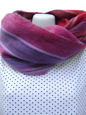 WHOLESALE LOT OF 10 SUPER SOFT NECKWARM INFINITY ALPACA SCARVES