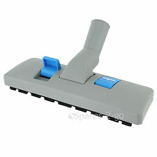 TESCO Vacuum Cleaner Floor Tool Laminate & Carpet Hoover Brush Head 32mm Grey