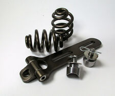 Solo Seat Mounting Kit Springs & Bracket Heavy Duty Bronze Harley Chopper Bobber