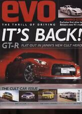 EVO CAR MAGAZINE THE THRILL OF DRIVING - Issue 113 January 2008