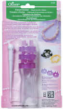 Clover French Knitter Bead Jewelry Maker, Pack of 3! CL3100