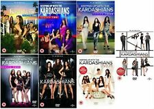 Keeping Up With The Kardashians 1-7 DVD Complete Collection Season 1 2 3 4 5 6 7