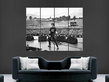 DAVE GROHL POSTER FOO FIGHTERS NIRVANA ART WALL PICTURE POSTER  GIANT