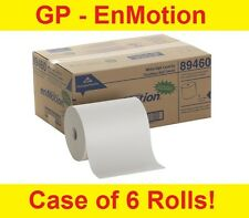 """Georgia Pacific enMotion Paper Towel Roll 10"""" x 800ft 89460 **FREE SHIPPING!!**"""