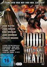 John Wayne - 1000 Ways to find Death [3 DVDs]