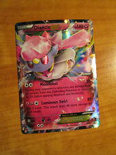 NM DIANCIE EX Pokemon Card PROMO Black Star XY43 Set Ultra Rare X&Y 140 HP TCG