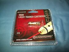 Gun Laser Trainer Cartridge Bullet 9mm 9 MM Laserlyte Target Practice Save Ammo