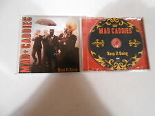 MAD CADDIES-KEEP IT GOING-14 TRACK CD-USA IMPORT