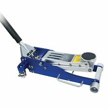 Jackco 3 Ton Low Profile Aluminum Racing Floor Jack with Quick Lift Dual Plunger