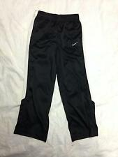Boy's NIKE Black/White Athletic Pants Warm Ups Sz 4