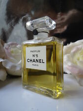 VINTAGE 1980s CHANEL No5 PURE PARFUM RARE 50ml SEALED FACTICE LONDON BOTTLE MINT